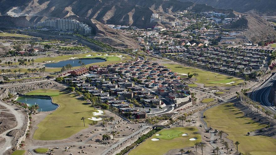 Mogán recupera las competencias en urbanismo para acabar el Plan General
