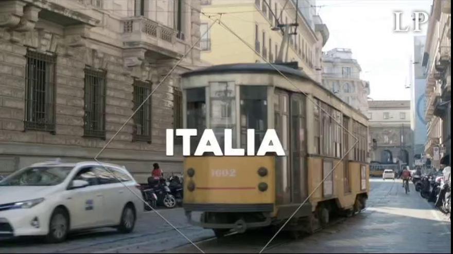 El programa 'Es de los nuestros' viaja a Italia