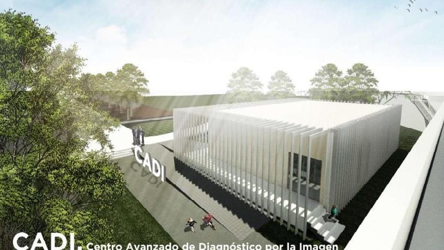 Un centro de control permitirá al SAS gestionar de manera centralizada los TAC públicos de Andalucía