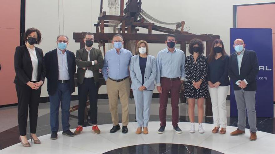 El Museu del Tèxtil crea un comité de expertos para estudiar las donaciones