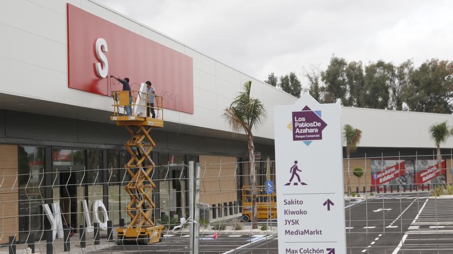 El parque comercial Los Patios de Azahara abrirá sus puertas al público este miércoles 30 de junio