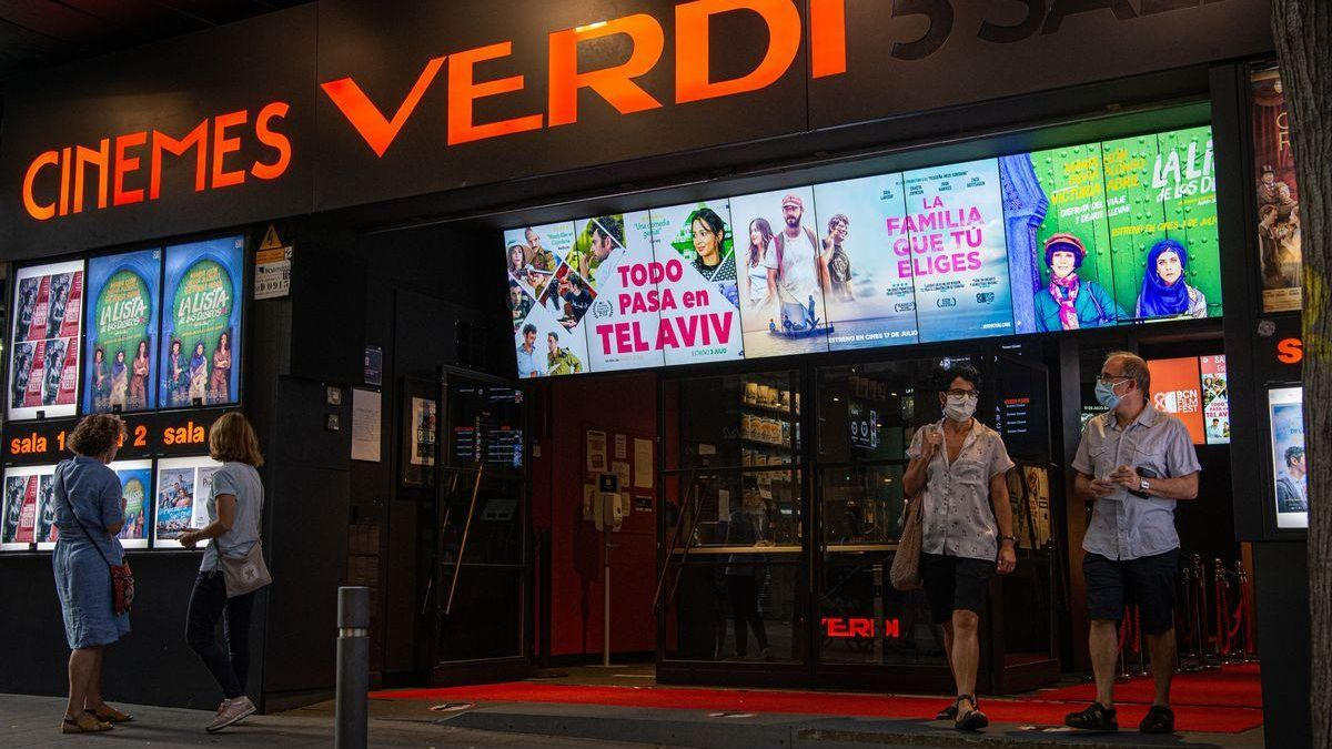 El 80% de las salas de cine españolas estarán abiertas en Semana Santa