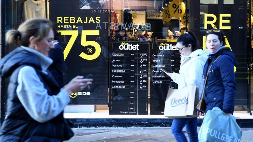 Arrancan en A Coruña las rebajas de enero de 2020