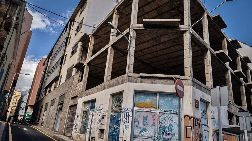 Los constructores instan a buscar una alternativa a la expropiación de edificios