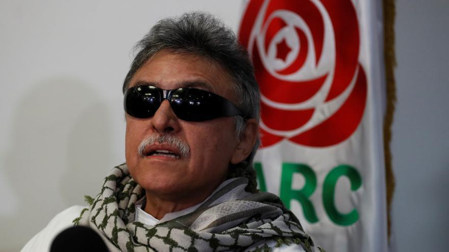 Colombia afirma tener información de la muerte de 'Jesús Santrich', uno de los líderes de las FARC