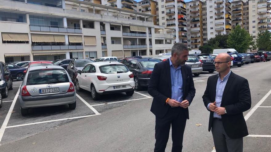 Mijas adjudica el parking de La Candelaria con 506 plazas por 7,8 millones