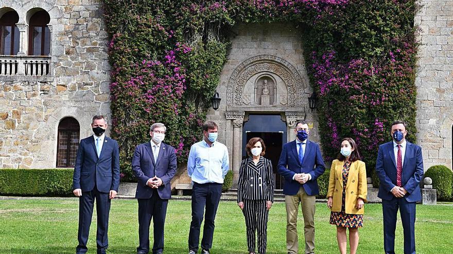 """Los jardines de Meirás abren al público el jueves como símbolo """"de libertad"""""""