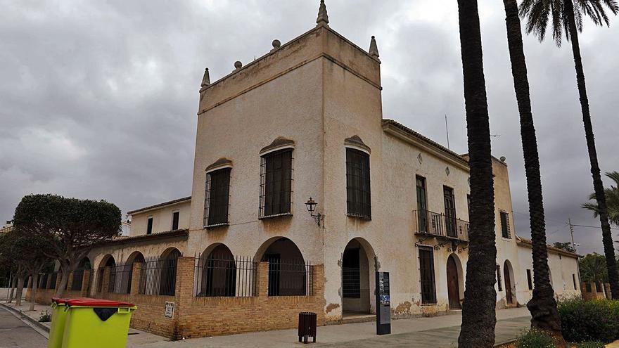Picanya negocia la compra de l'Hort de les Palmes para que sea un centro cultural
