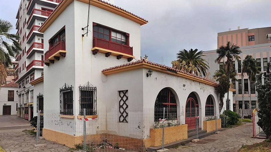 La capital está a punto de lograr la cesión de la Casa del Césped