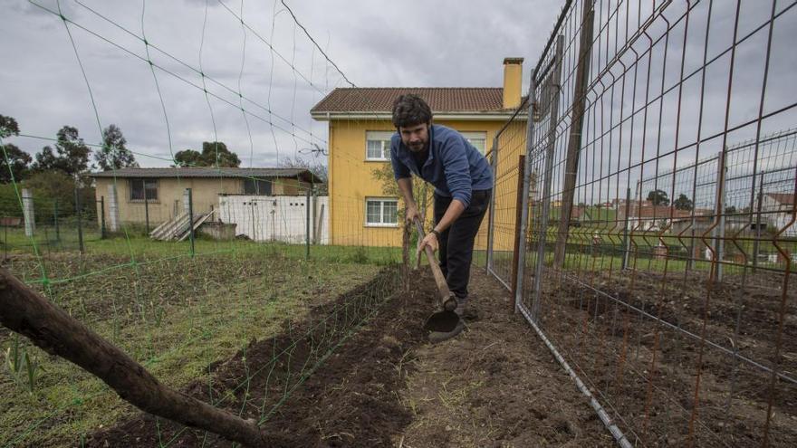 La Delegación del Gobierno permitirá el acceso a huertos de autoconsumo en Asturias