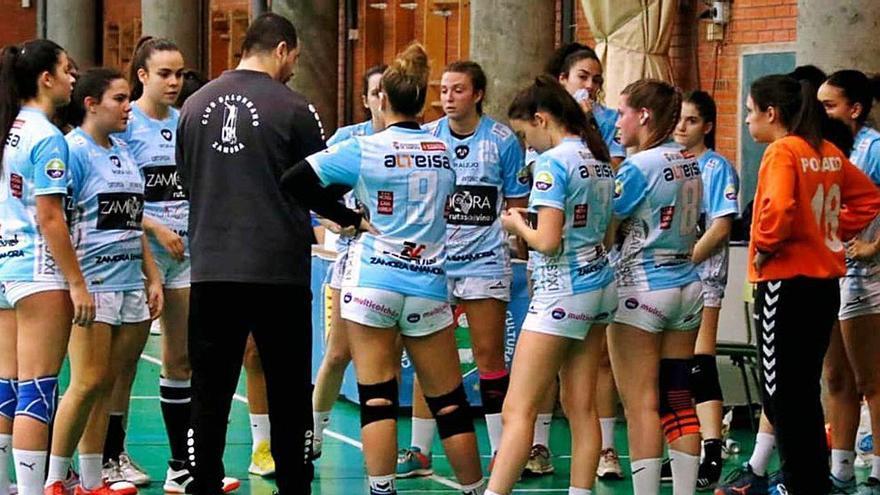 BM Zamora renuncia a jugar en Plata femenina