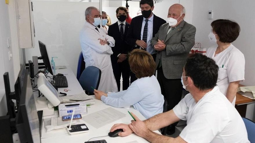 La Junta invierte más de 1,2 millones de euros en el hospital Infanta Margarita de Cabra