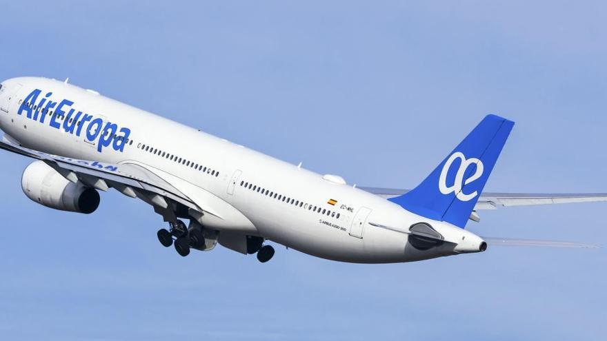 """El  Govern aprova el rescat de Air Europa per 475 milions pel seu caràcter """"estratègic"""""""
