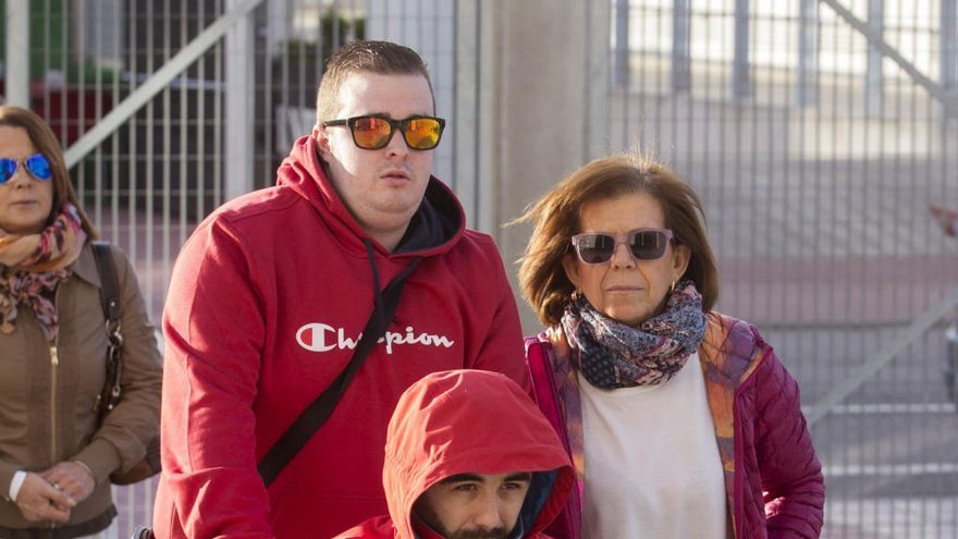 """""""Andrés tiene amnesia, del día del golpe sabe lo que le han contado"""""""