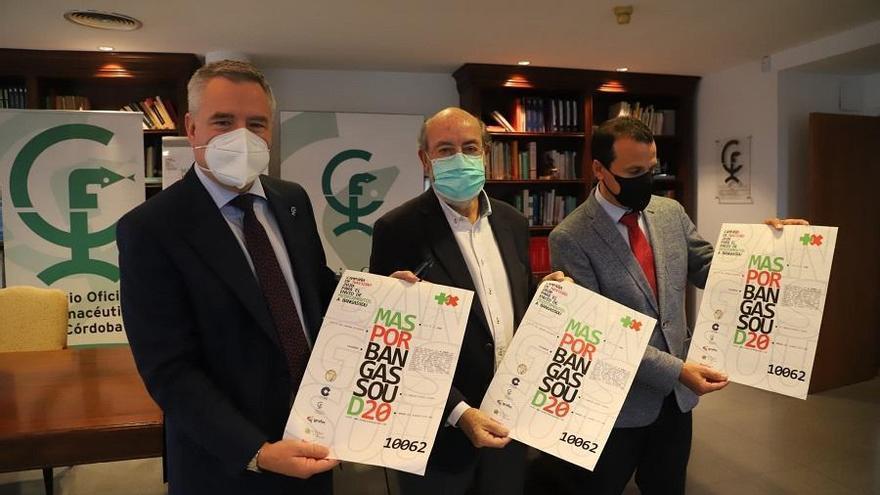 La farmacia cordobesa invita a colaborar en la campaña de ayuda sanitaria a Bangassou