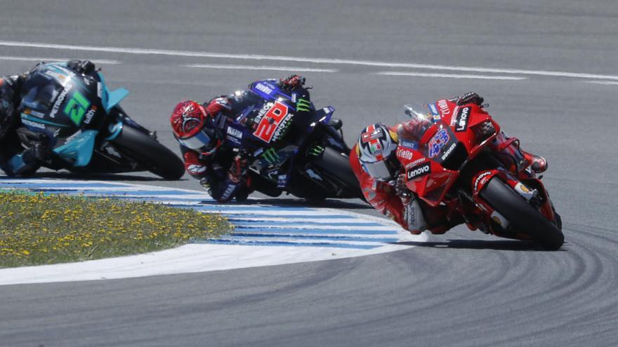 Miller aprofita els problemes de Quartararo per guanyar a Jerez