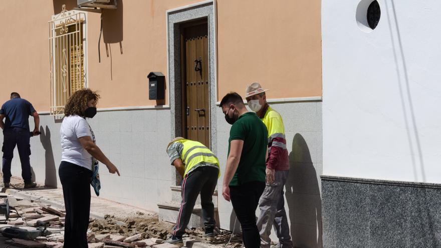 El Ayuntamiento de Benamejí inicia las obras del PFEA
