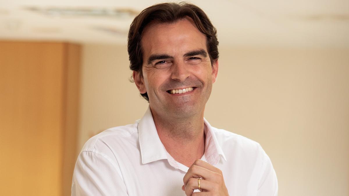 Jorge Ballesta, director gerente de Agamed.