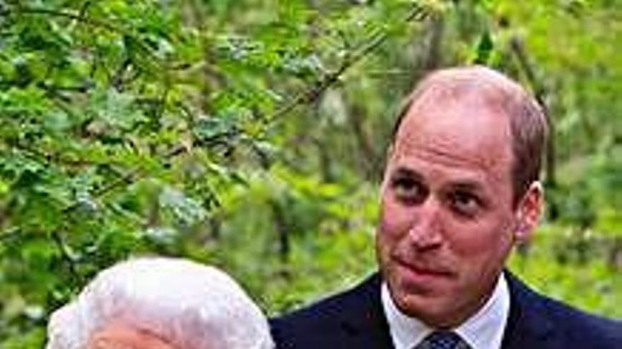 El príncipe Guillermo, más cerca del trono