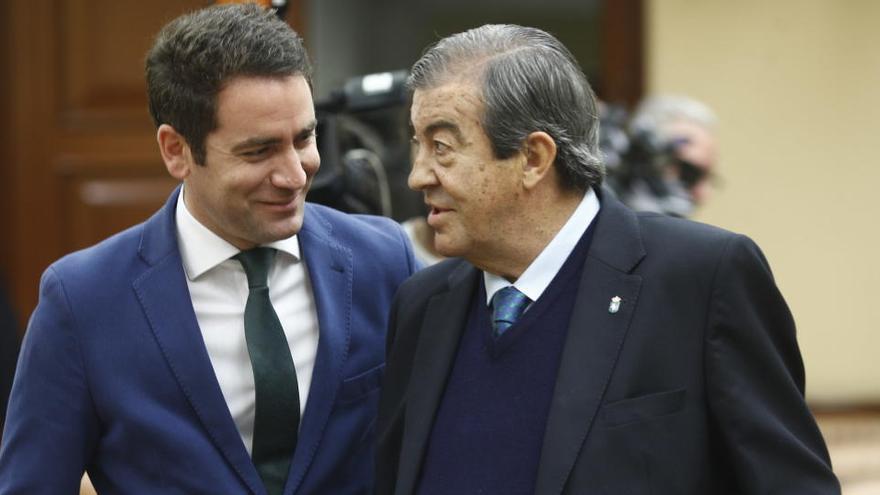 Foro Asturias se querella contra Cascos por quedarse fondos del partido y lo expulsa