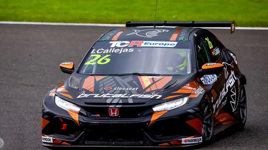 Isidro Callejas busca asegurar el título en Nürburgring