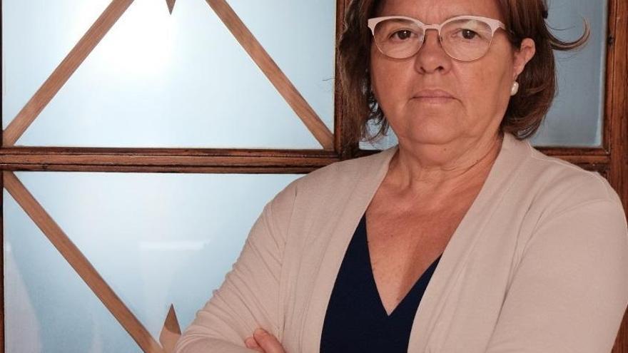 """Dolores Sánchez: """"Desde el 2000 el valor añadido se queda aquí"""""""