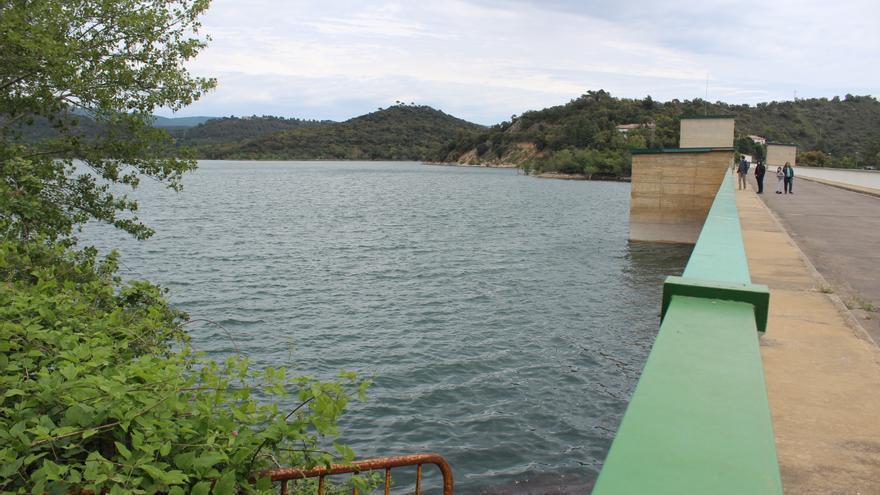 El Pantà de Darnius Boadella garanteix l'aigua de boca i de reg per a tot l'any