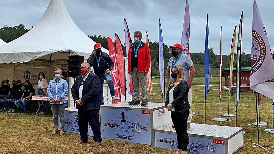 Rafa Insa gana en el torneo de Compak