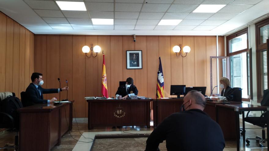 'El Ico', condenado por un atraco a punta de pistola y una peligrosa huida de la Policía