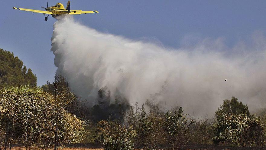17 planes contra incendios en ocho meses tras nueve años sin ninguno