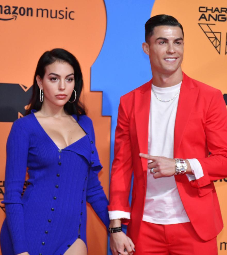 Cristiano Ronaldo y Georgina Fernández esperan su segundo hijo