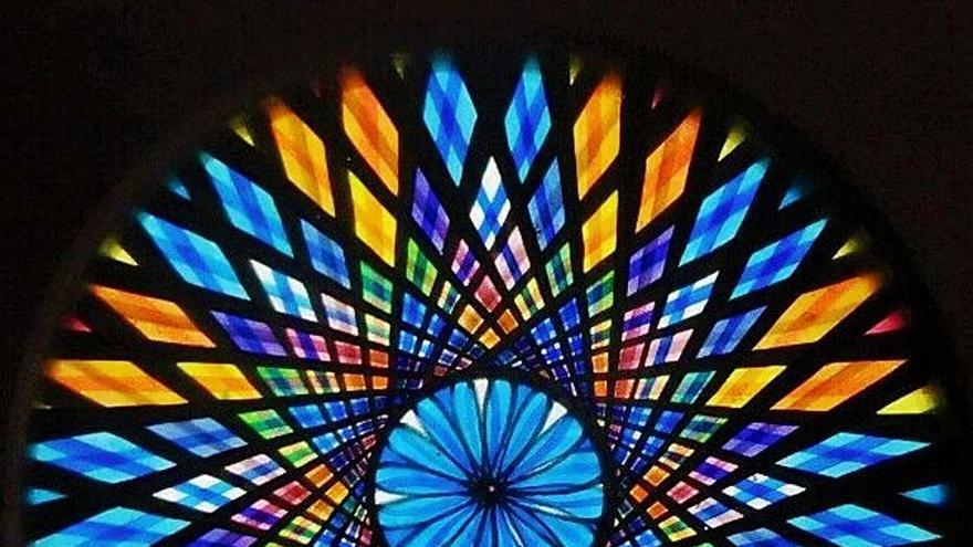 Ilusión óptica en Sant Joan