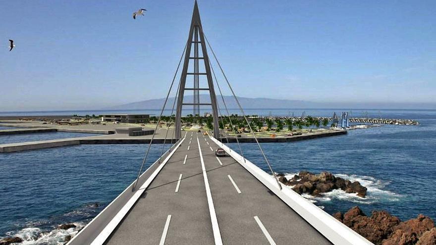 Los ingenieros señalan a Fonsalía como la mejor opción para el transporte marítimo