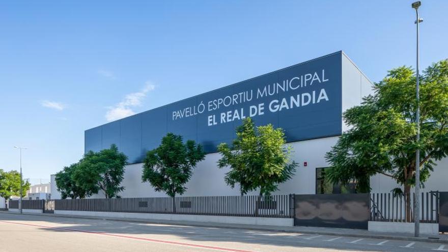 Doalco culmina la construcción del pabellón deportivo del Real de Gandia