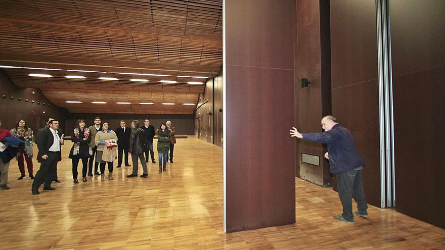 Morant crea una comisión que aclare por qué no abre el Edificio Baladre
