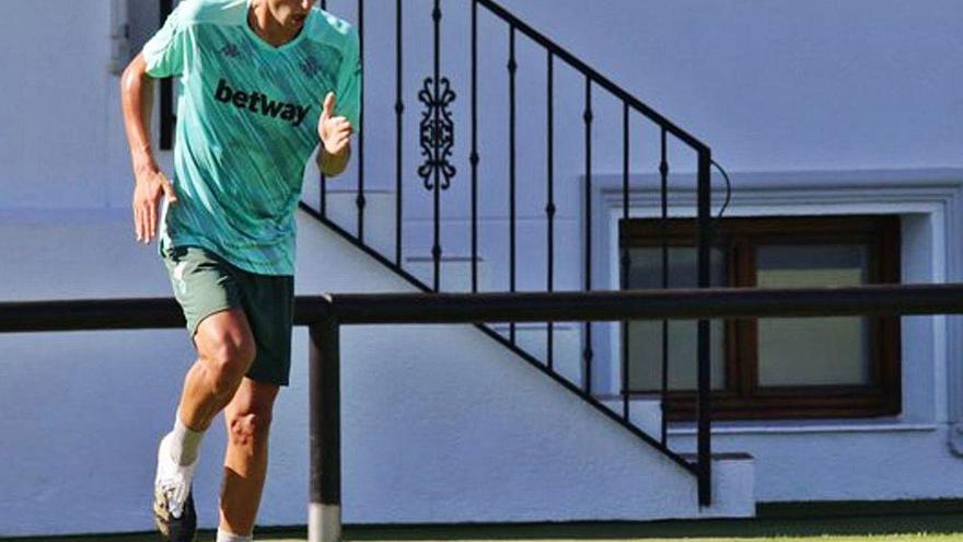 Edgar llega hoy al Oviedo