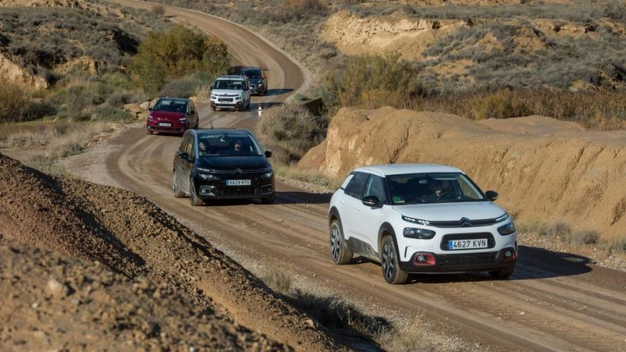 La Ruta Citroën, una aventura entre las plantas de la marca en España
