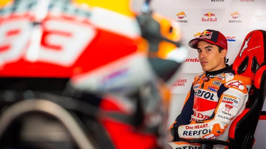 Márquez reapareix amb estil campió a Portugal