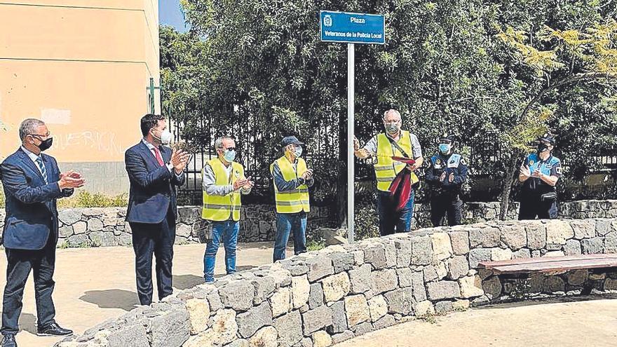 Los veteranos de la Policía Local tendrán una plaza en la Vega