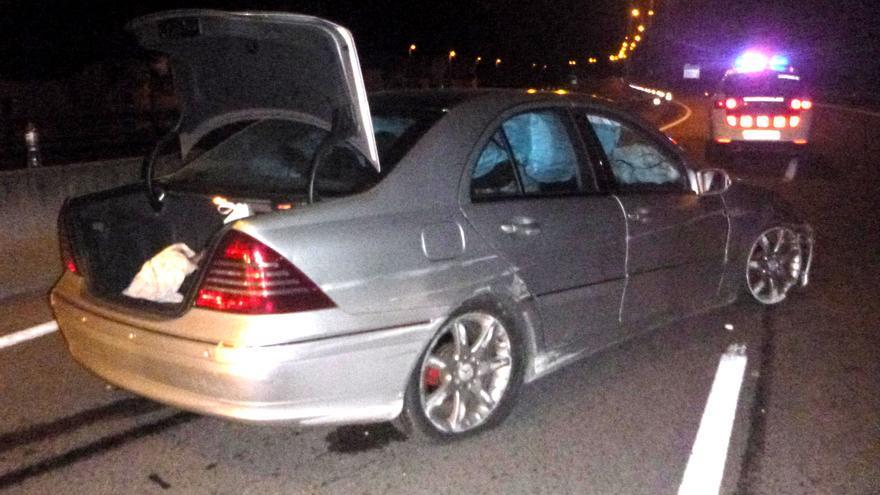Denuncien penalment cinc conductors beguts que han provocat accidents a les comarques de Girona