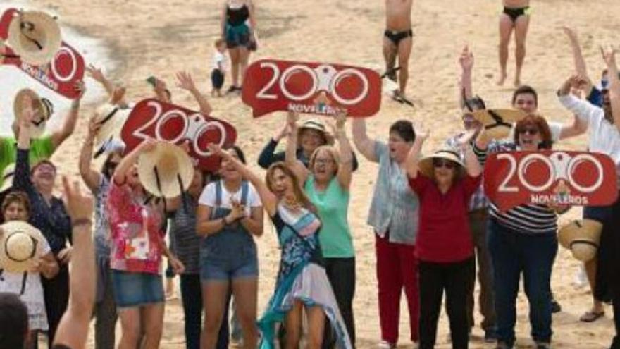 """200 Noveleros celebrará """"La alegría de vivir"""" con música, fiesta y baile"""