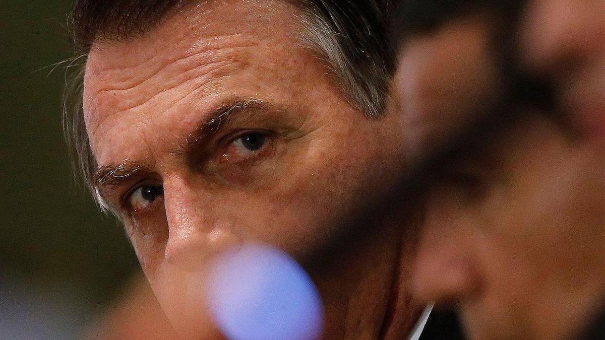 Bolsonaro se niega a ponerse la vacuna