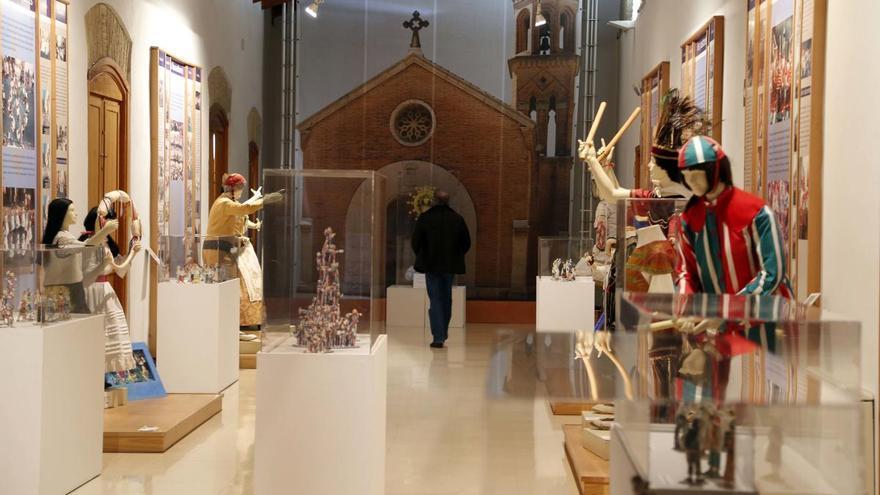 El Museu de la Festa recibe el triple de visitas virtuales
