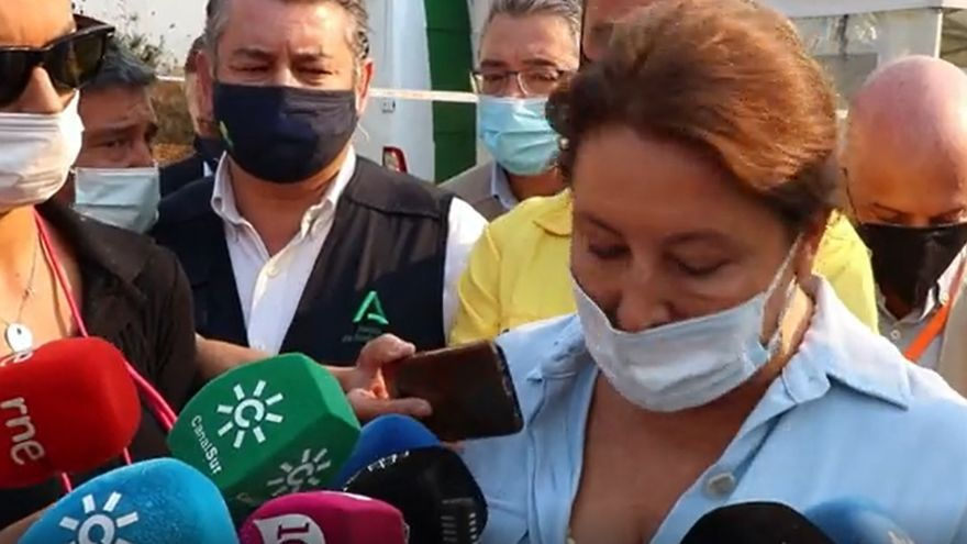 Las investigaciones apuntan a que el incendio de Sierra Bermeja fue intencionado