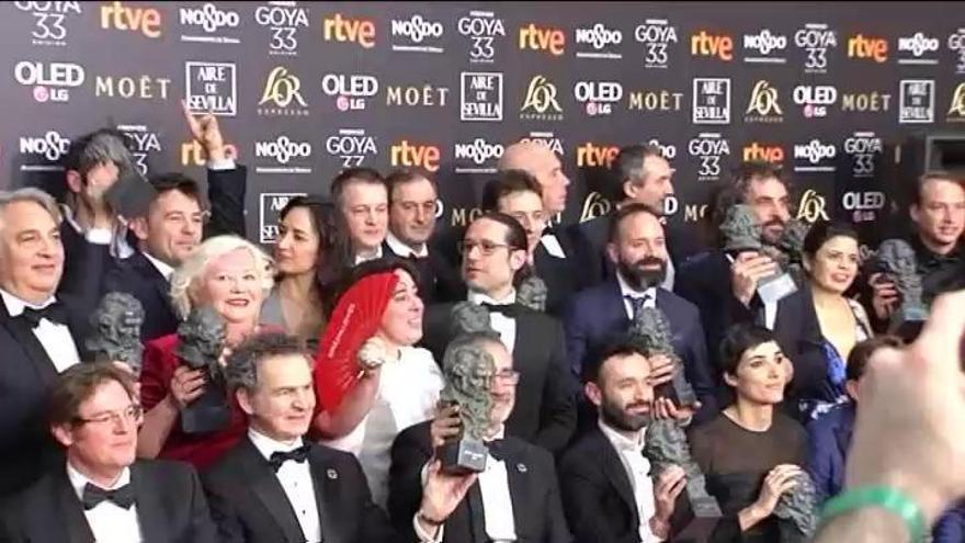 'Campeones' le roba a 'El Reino' el Goya a mejor película