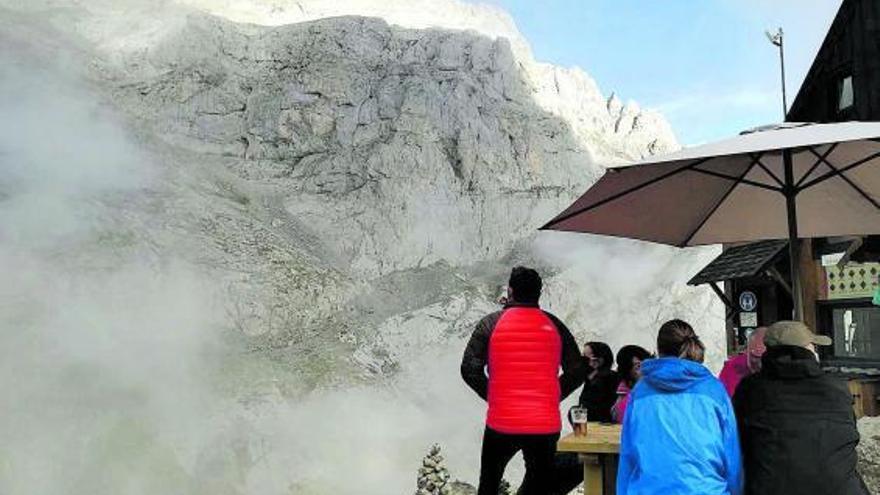 Las licencias de Montaña, que permiten salir del confinamiento, suben un 30%