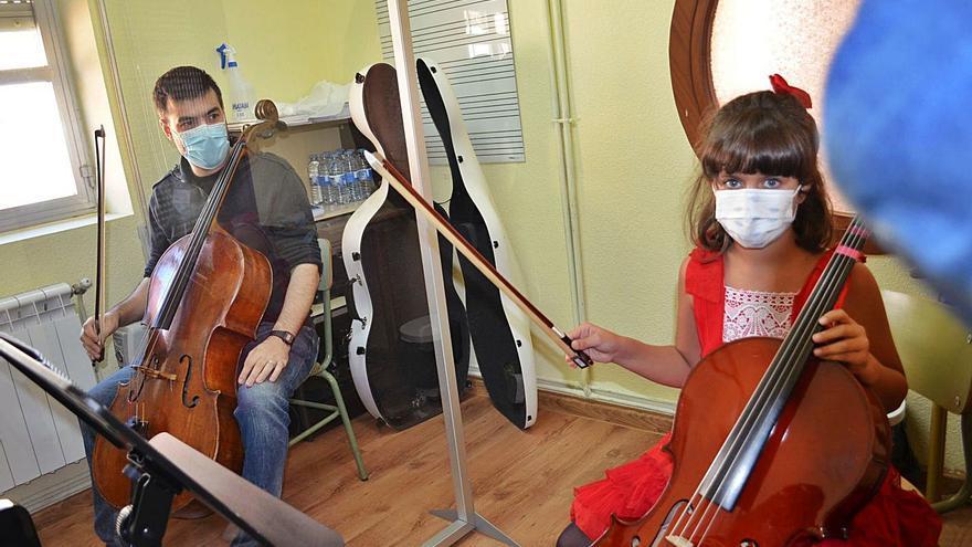 La música vuelve a las aulas