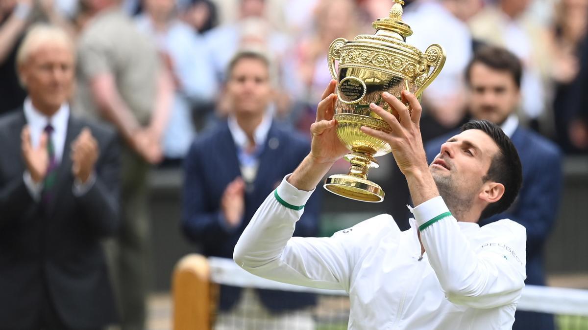Final de Wimbledon: Djokovic - Berrettini