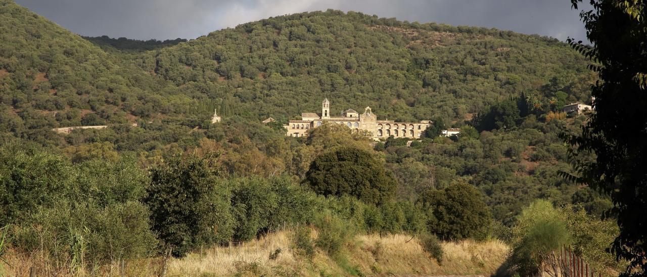 Las imágenes del Real Monasterio de San Jerónimo de Valparaíso por dentro