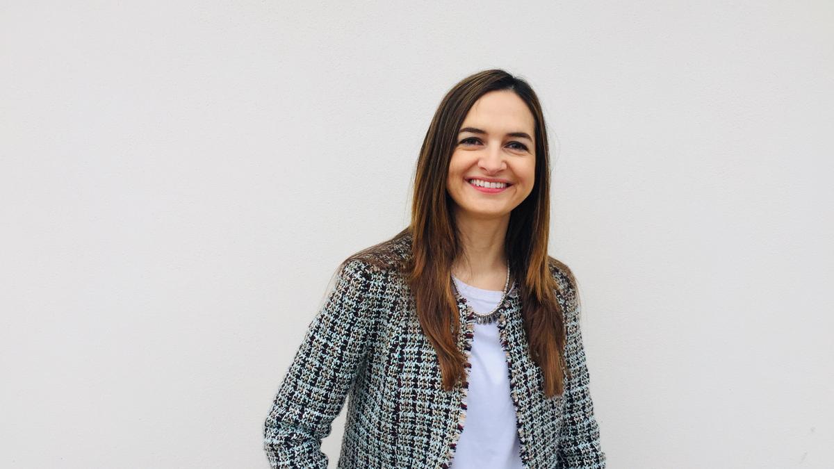 Laura Gascón, gerente de Aigües de Cullera y de Hidraqua en la zona de Valencia Sur.